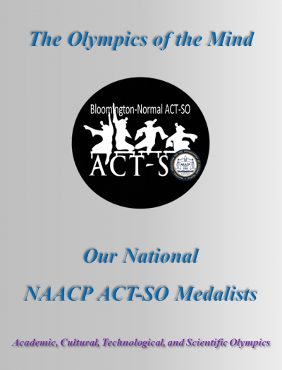 National ACT-SO Medalists